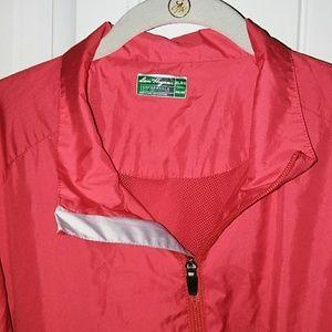  L New Ben Hogan Performance Pullover Jacket XL